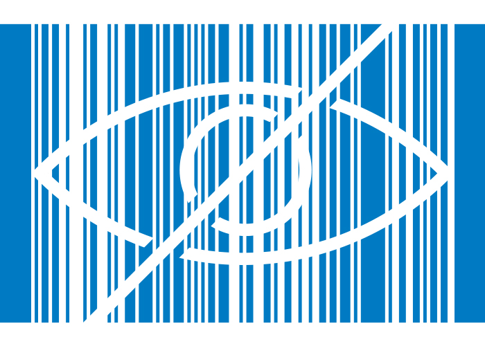 Always make sure the barcode is clearly visible for the scanner to prevent missorts