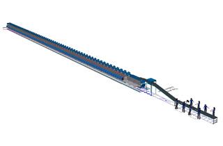 First LR-sorter will be installed at Hartevelt