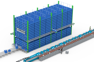 Expanding our e-fulfilment and retail portfolio with the i-Collector