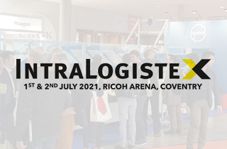 Intralogistex 2021 – 1st and 2nd July