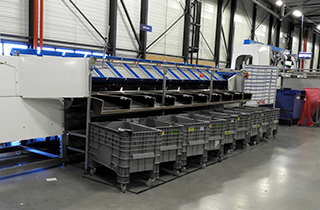 Ingram Micro's Black Friday preparations include a new LR-sorter