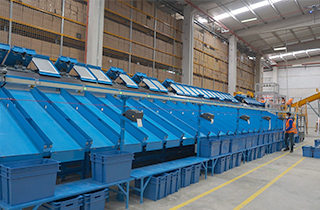 BR Magazacilik: LR-sorter enables consistent quality in B2B and B2C activities